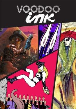 Voodoo Ink Mach2: Book One -2012- (w/Kids Gone Wrong)